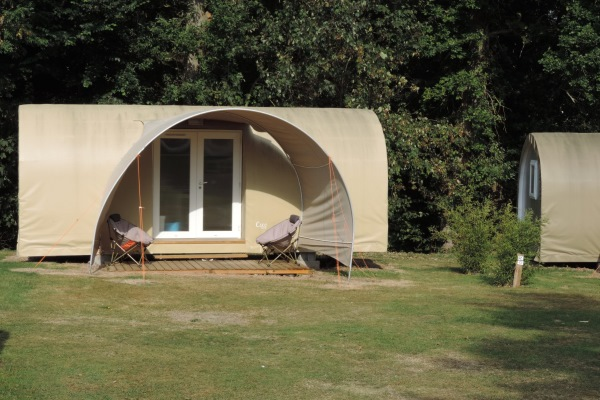 Location bungalow Coco Sweet Camping**** L'Escapade en Normandie