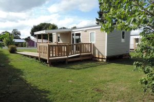 Location mobil-home JAVA Camping**** L'Escapade en Normandie