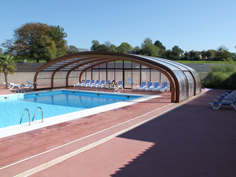 piscine extrieure chauffe camping lescapade piscine chauffe camping normandie